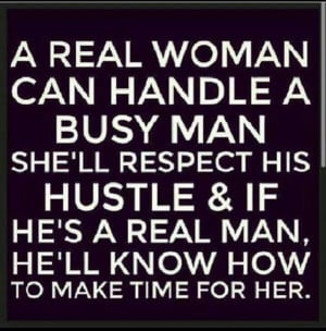 Respect the hustle