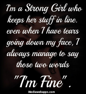 strong girl quotes about guys