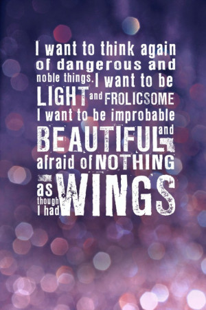 while since I have shared some of my favorite quotes. With the New ...