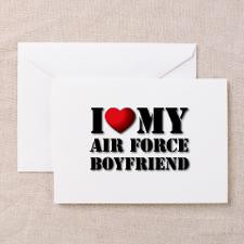 Air Force Boyfriend Greeting Cards (Pk of 10) for