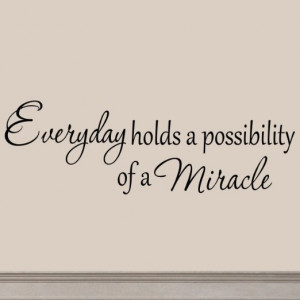 Miracle Baby Quotes