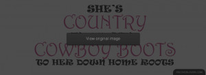 Country Girl Quotes And Sayings For Facebook Covers