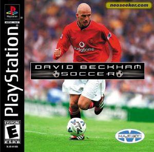 David Beckham Soccer - PSX - NTSC-U (North America)