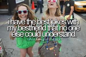 best friend, my little fact, thats my little fact