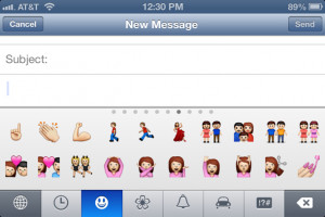 Apple Has New Gay And Lesbian Icons In iOS 6