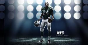 New York Jets Nike Football