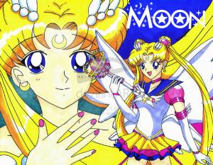Sailor Moon Funny Faces