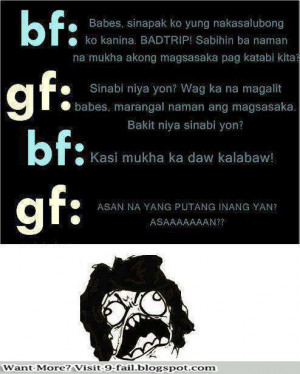 Bf and Gf