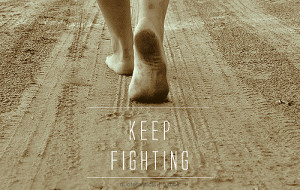 ago with 6622 notes tags quotes texts walk keep fighting fight walking ...