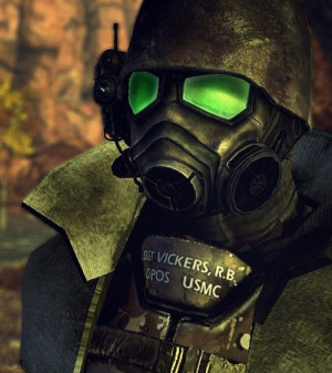 Fallout New Vegas Desert Ranger Combat Armor