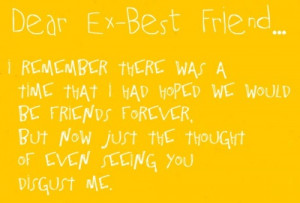 Dear Ex...