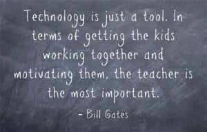 Technology Just Tool Terms...
