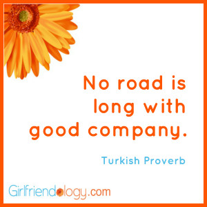 Trust and Grace | Girlfriends on the Road of Life Together