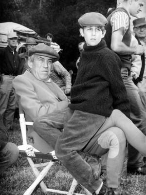 John Huston Family As i mentioned, the ending of