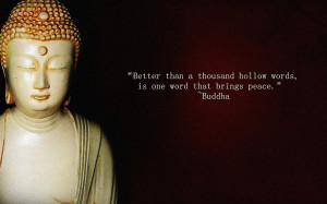 Buddha quote wallpaper