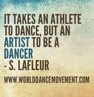 Dance Quotes About Passion
