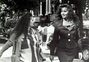 Geena Davis, Aida Turturro - Angie