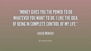 Money Power Quotes