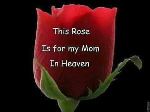 rest in peace r.i.p heaven death i miss you mom rose flower forever in ...