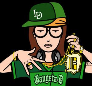 Daria Gangsta-D
