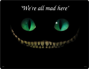 tim burton alice in wonderland cheshire cat | Cheshire Cat Minecraft ...