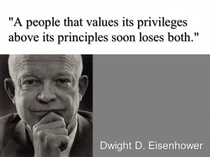 Dwight Eisenhower D Day Quote