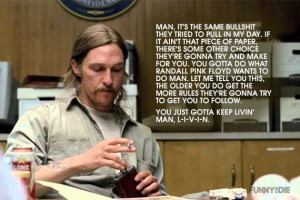 Truly Confused: Matthew McConaughey's Dazed and Confused Quotes on ...