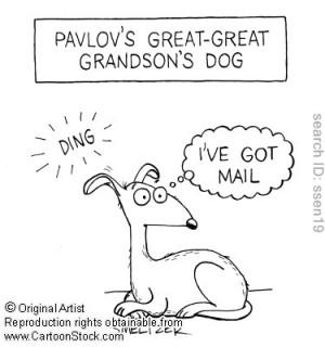 Pavlov's Great-Great Grandson's Dog Pavlov Great Great, Aba Stuff ...
