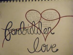 Forbidden Love by cdmami