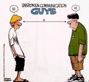 Unspoken communication
