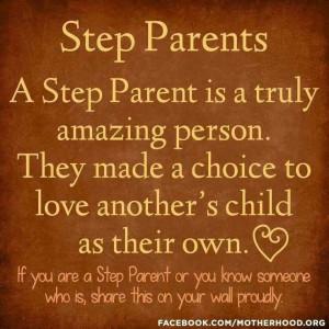 Step parents