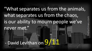 ... Later These Quotes Won't Make Us Forget The Tragedy That Was 9/11