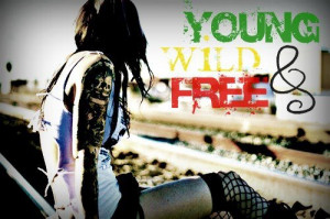 free, girl, smoke, weed, wild, young