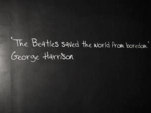 Beatles Quotes Wallpaper
