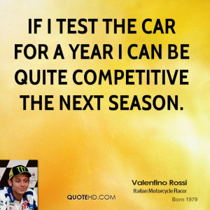 Valentino Rossi Quotes Clinic