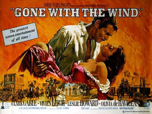 Gone with the wind wallpaper