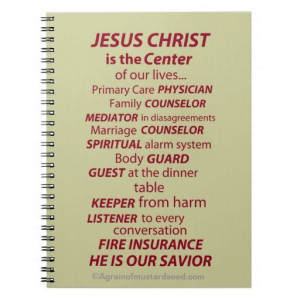 Bible Study Bible Quotes Spiral Note Books