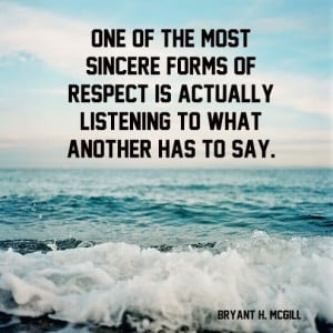 ... mcgill 6347871 4 Quotes That Demonstrate How To Gain Respect At Work