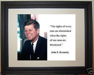 President-John-F-Kennedy-JFK-the-Quote-Framed-Photo-Picture-nh1