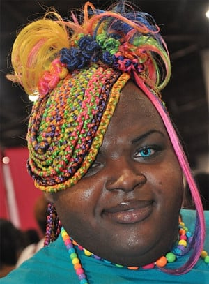 Share a funny weave photo .