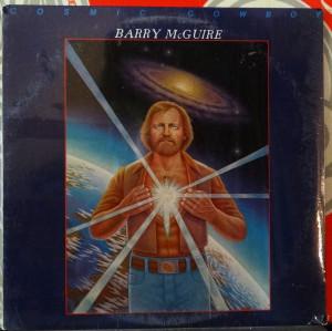 Barry Mcguire Cosmic Cowboy