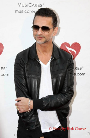 Dave Gahan Picture Gallery...