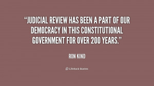 Quote Judicial Review