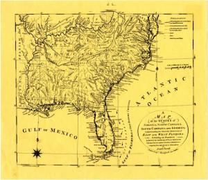 United States Colonial North Carolina