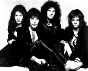 ... rock band in the history of bands queen have a very successful career