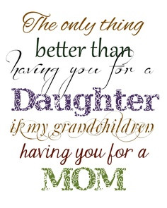 Mother Daughter Grandmother Quotes - Mother Daughter Quotes