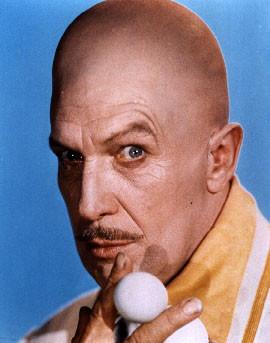 Cara de huevo (Vincent Price)