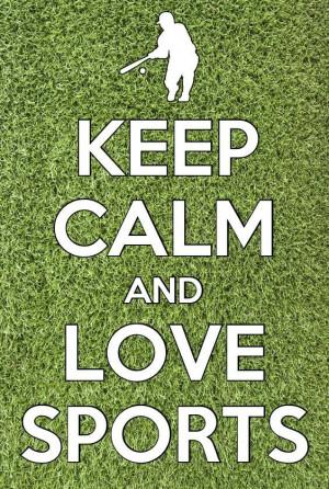 Keep calm, everyone