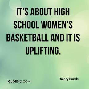 High School Basketball Quotes