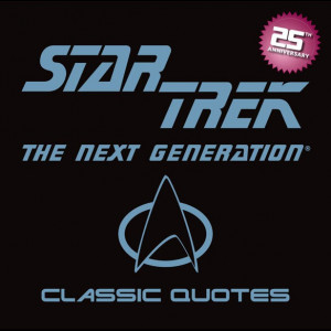 ... from it and this Star Trek Classic Quotes Book has all of the best
